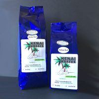 medium/Dark Roast Kenai Kona Coffee