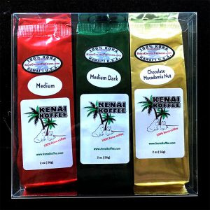 Kenai Coffee Gift Pack Sampler